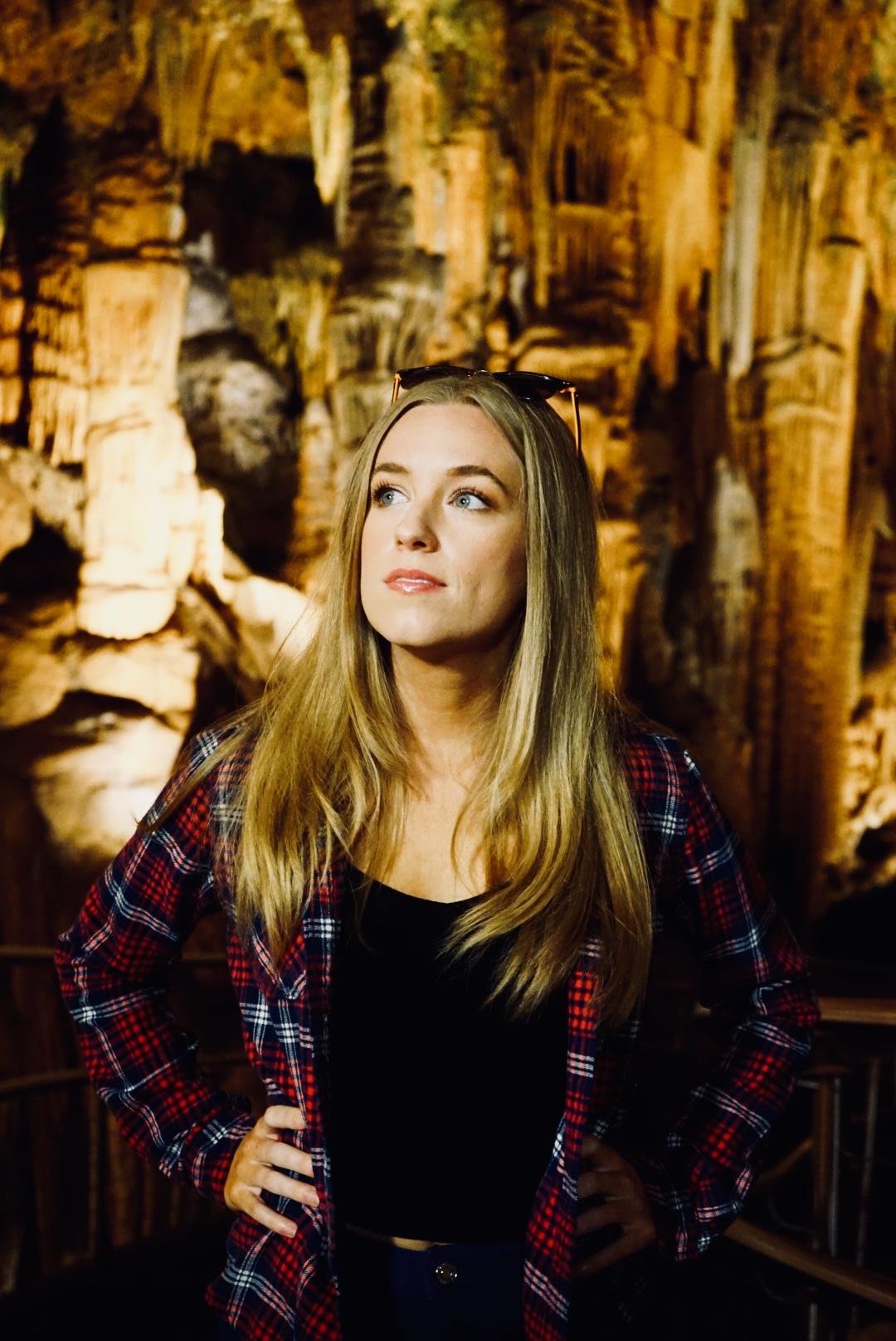 Visit the USA Virgina Luray Cavern