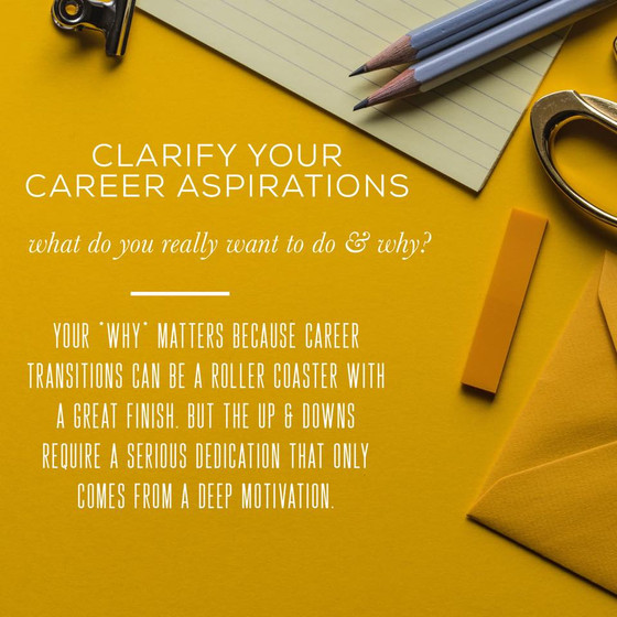 Your Glow Up Career Strategy
