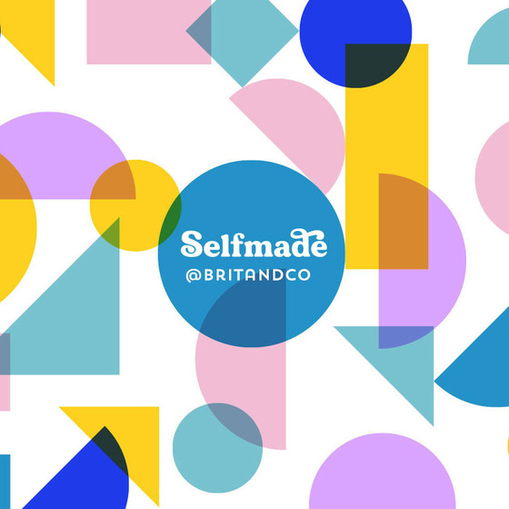 Jacqueline Twillie partners with #SelfMade by Brit & Co. !!!