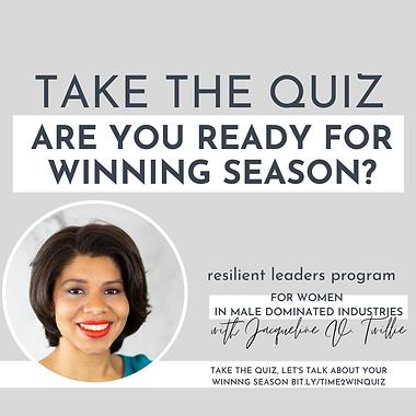 resilient leader quiz