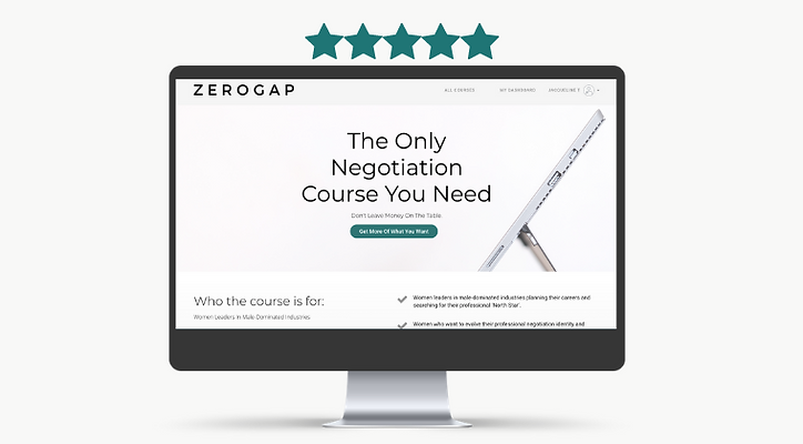 ZeroGap_NegotiationTraining_LATTENegotia