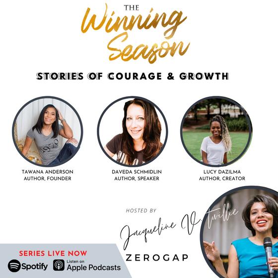Winning Season: Stories of Courage & Growth