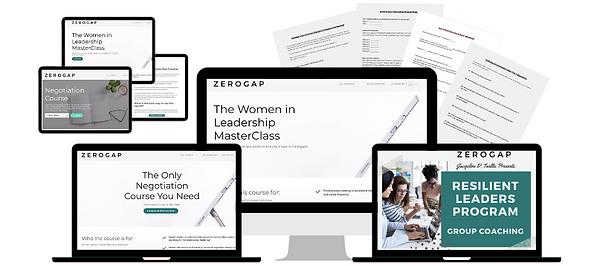 ZeroGap - Course Leadership Development
