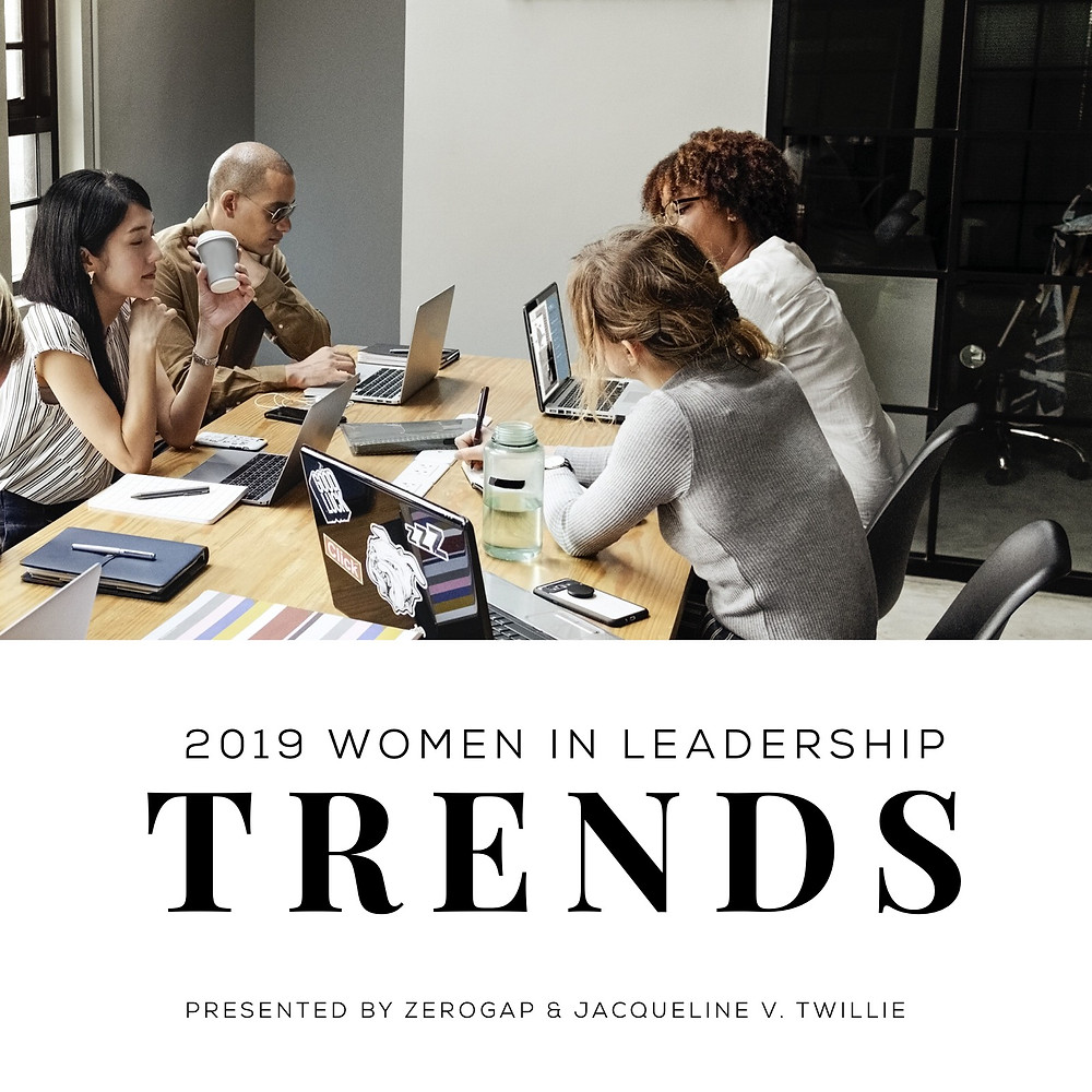 2019 Women In Leadership Trends