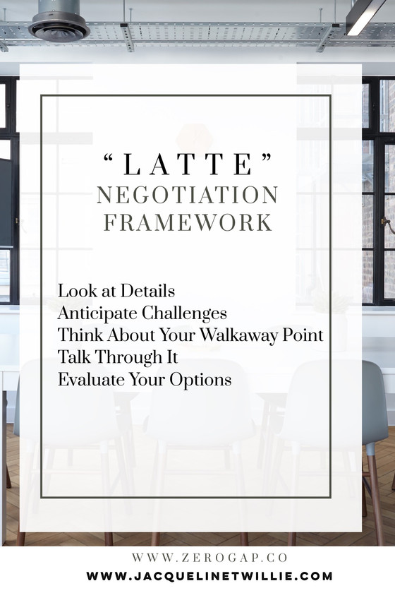LATTE Negotiation Framework