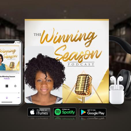 """No More Secret Allies"" with Jodi-Ann Burey on the Winning Season Podcast"