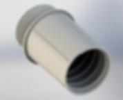 Conector Tubo Corrugado Libre de Halogen