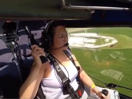 """A Deaf Pilot's Path to Aviation"""