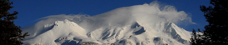 Mount Shasta © John V. Veltri