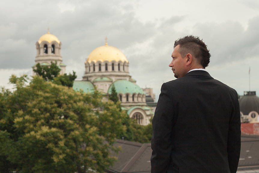 Bulgarian visa Zachary Tsvetkov Захари Цветков