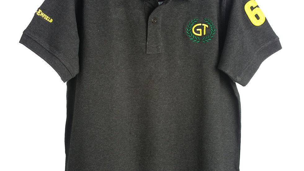 Royal Enfield GT Polo Shirt Dark Grey