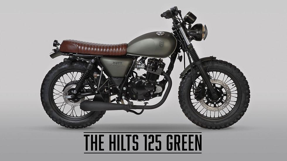 Mutt Hilts 125 - Green