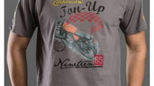 GT Ton Up T-Shirt Grey