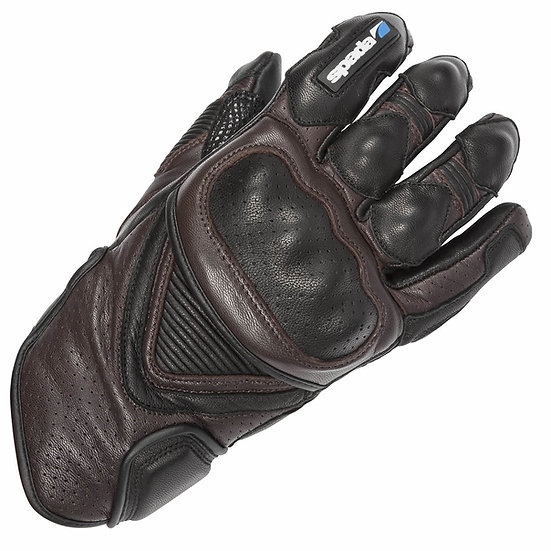 Spada Leather Gloves Sled Dog Brown