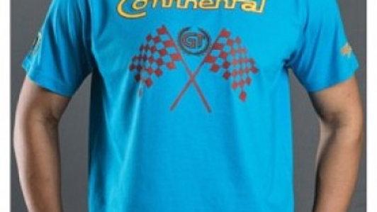 GT Flag T-Shirt Blue