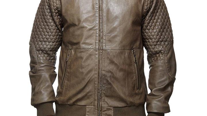Classic Moto Jacket Olive