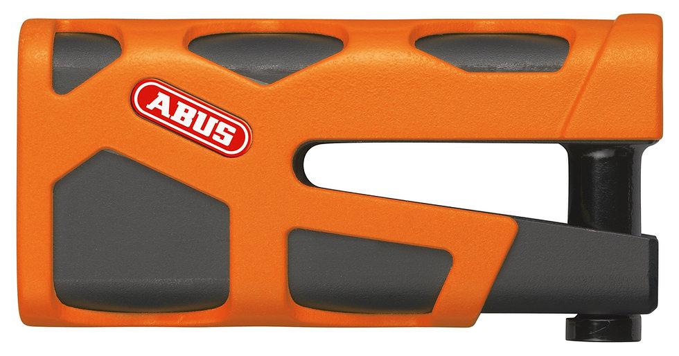 Abus Granit Sledg 77 Web Orange Lock 13/45mm