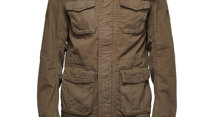 Despatch Commander Field Jacket Olive