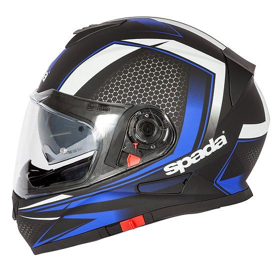 Spada Helmet RP-One Renegade Black/White/Blue