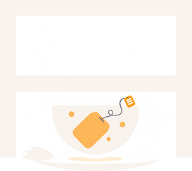 Illustration of a cup of tea.