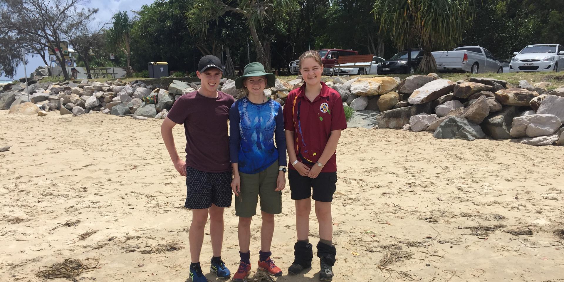 Scout simble chlange | Great scavenger hunt | Noosa Venturer 2018