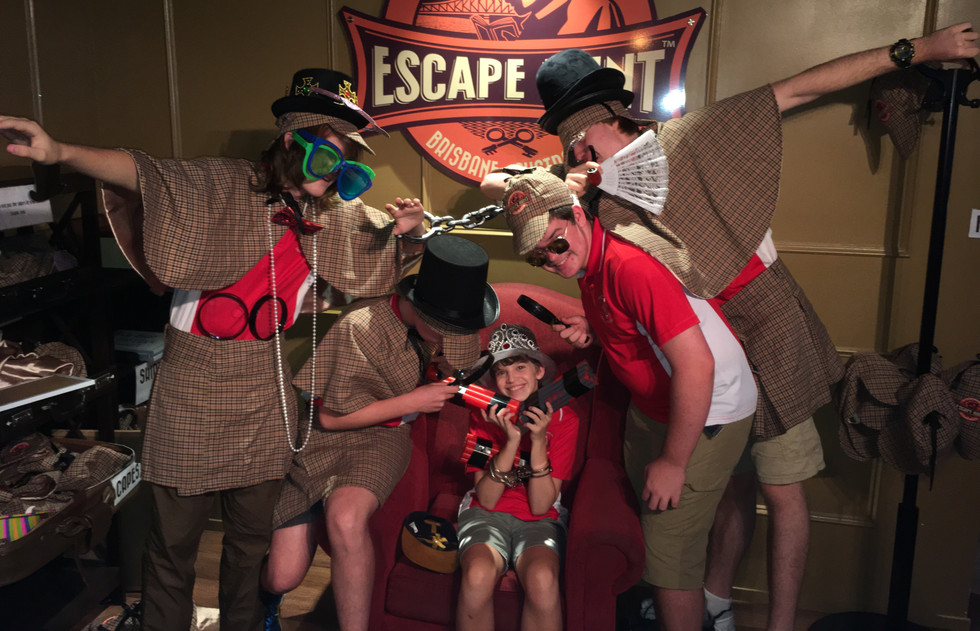 Escape Room | End of year brake up
