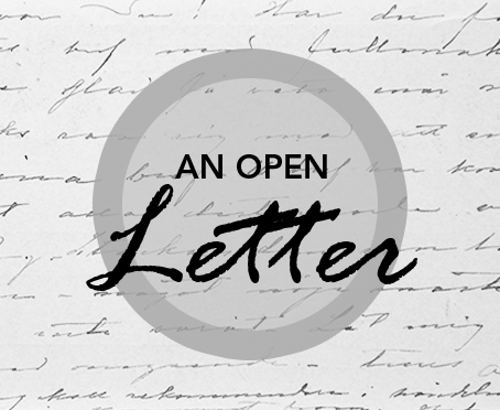 An Open Letter To My Daughter, Jenny