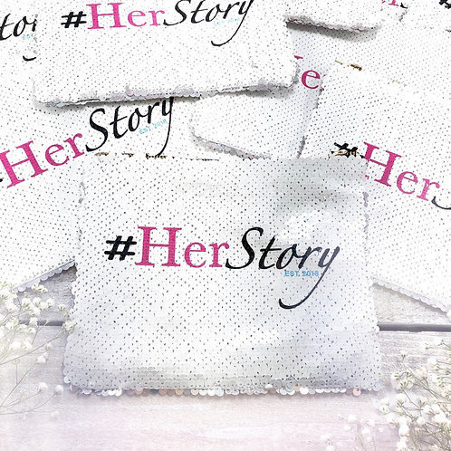 #HerStory Cosmetic Bag