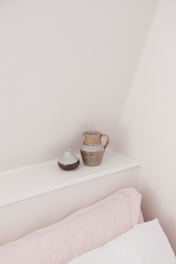 Ceramics by local potters