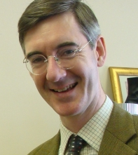 An evening with Jacob Rees-Mogg