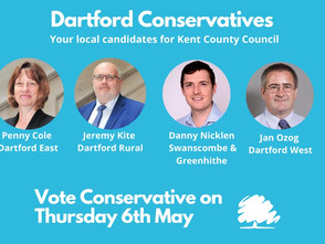 Your Kent County Council Candidates