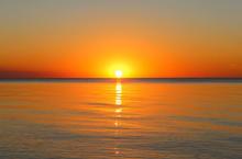 Oscoda Sunrise August.JPG