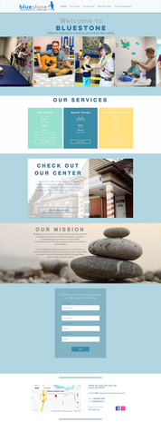 Bluestone-Home Page