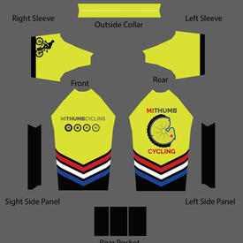 Mi Thumb Cycling-Jersey Design