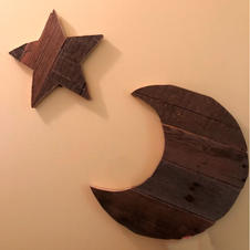 wooden moon and star.JPG