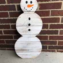 Snowman-with smile
