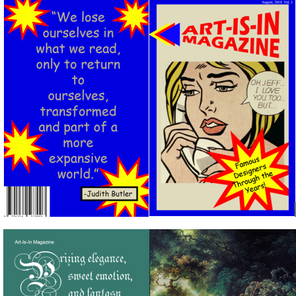 Art-Is-In Magazine