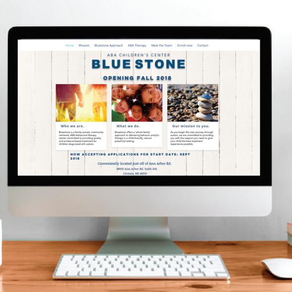 Bluestone Children's Center-Website