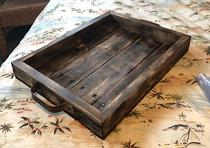 Trays-Reclaimed Wood