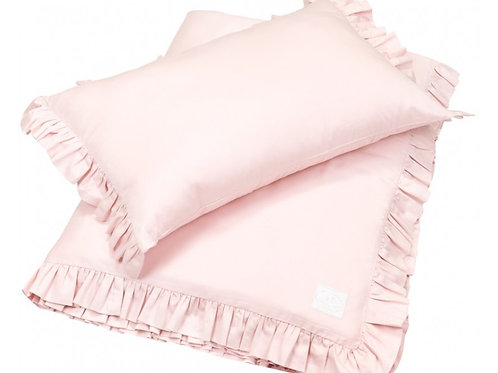 copy of Bed Linen JUNIOR Boho 100x135cm White
