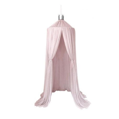 Dreamy Canopy in Pale Rose