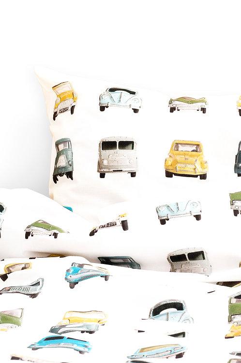 Car duvet cover - 140 x 220cm