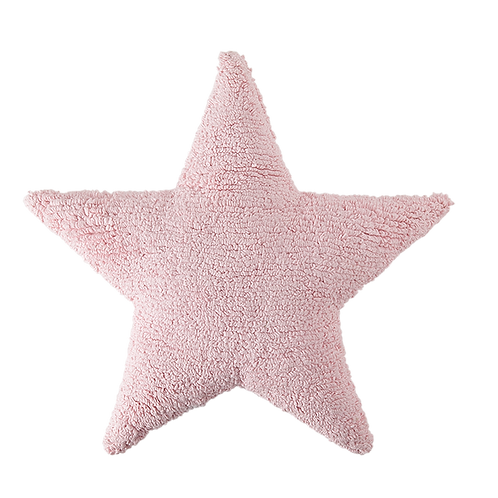 Lorena Canals Washable Cushions Star - Pink