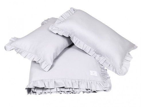 Bed Linen Simply Glamour Adult Non Filled Grey