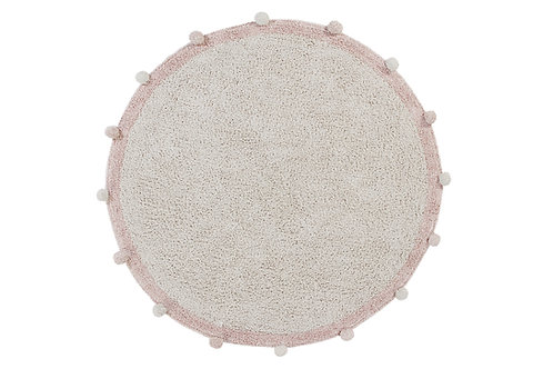 Lorena Canals Washable rug Bubbly Natural - Vintage Nude