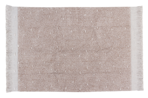 Lorena Canals Washable rug Woods Symphony - Linen
