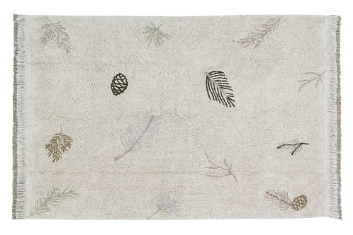 Lorena Canals Washable rug Pine Forest