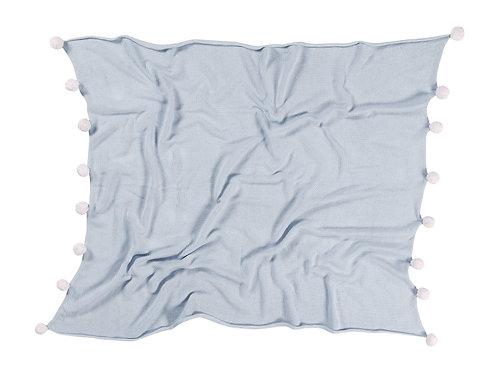 Lorena Canals Baby Blanket Soft Blue