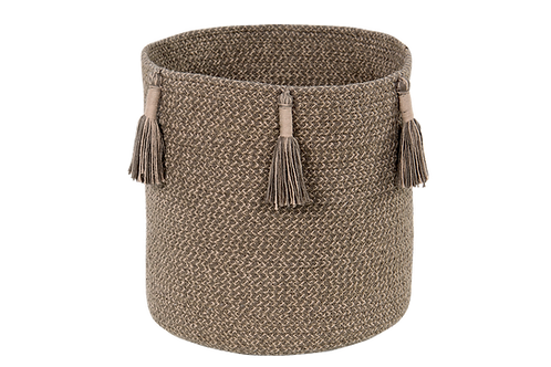 Lorena Canals Basket Woody - Soil Brown