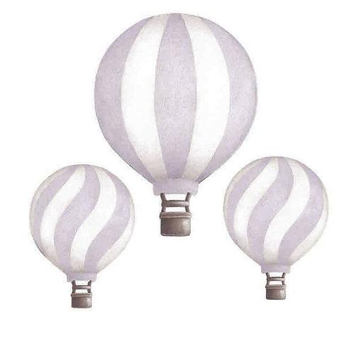 Dusty Lavendar Vintage Balloon Set